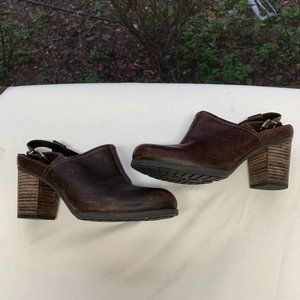 Timberland Earthkeepers Slingback Bootie Size 7